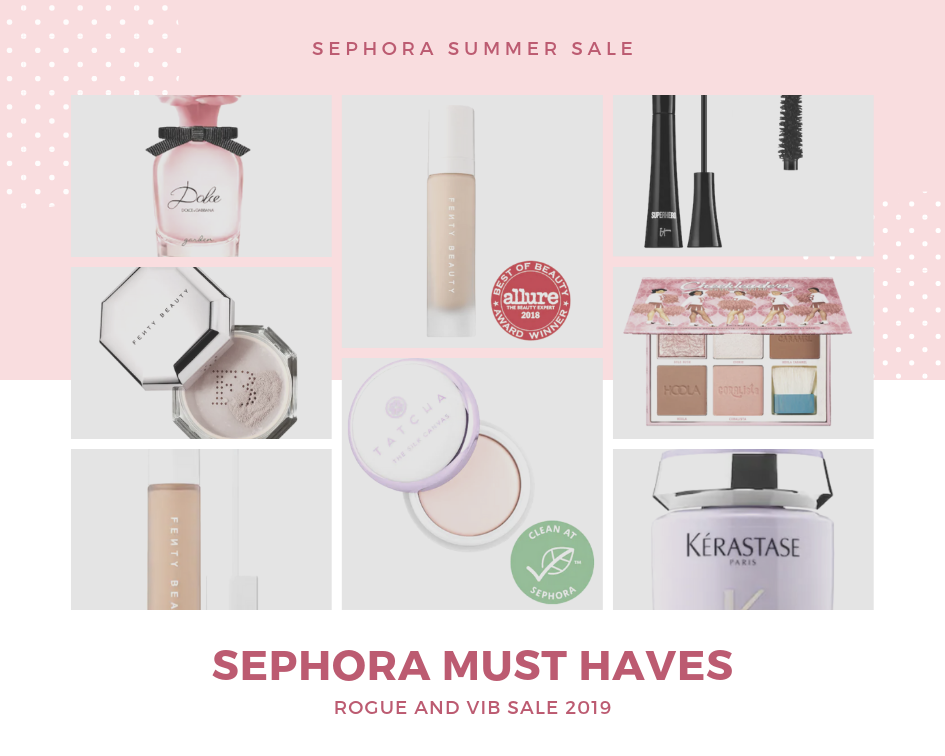 sephora summer sale